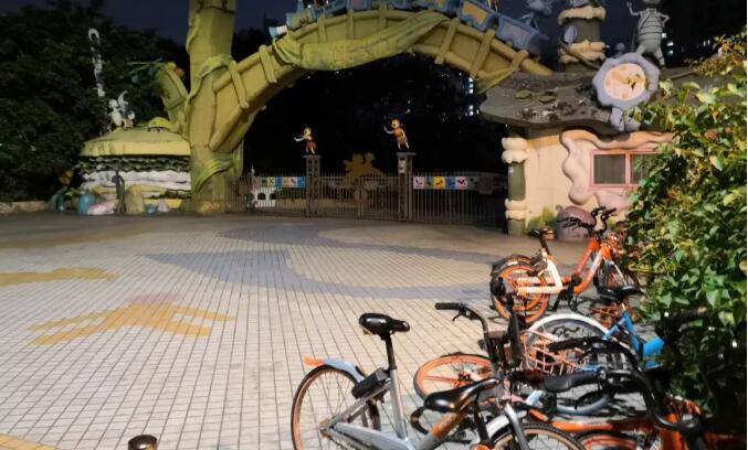 深圳罗湖区儿童公园突发杀人命案 男子持刀捅死女子后自杀